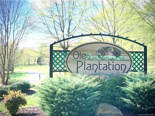 Photo of 0 Ole Plantation Drive #Lot 18, Rutherfordton, NC 28139 (MLS # 3610751)