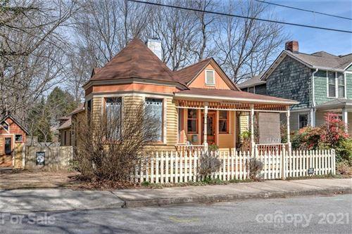 Photo of 83 Starnes Avenue, Asheville, NC 28801-2240 (MLS # 3716758)