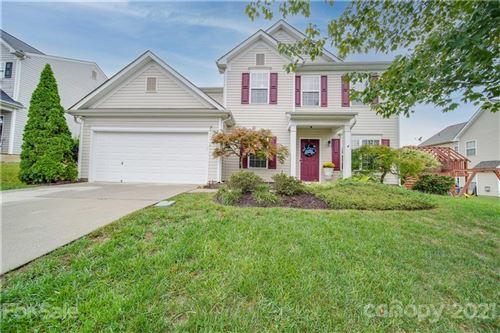 Photo of 8606 Saucercup Terrace, Harrisburg, NC 28075-5601 (MLS # 3793760)