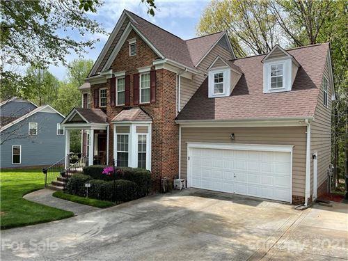 Photo of 4700 Saxonbury Way, Charlotte, NC 28269-9402 (MLS # 3728778)