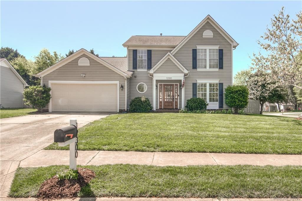 Photo for 12300 Old Prairie Road, Charlotte, NC 28277-4661 (MLS # 3610780)