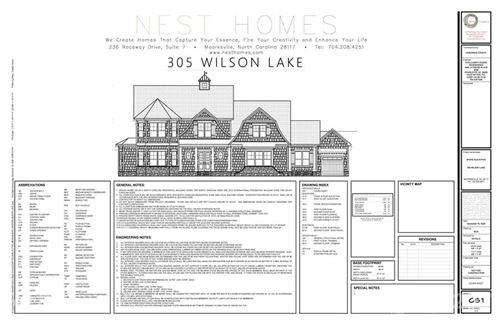 Photo of 305 Wilson Lake Road, Mooresville, NC 28117-8470 (MLS # 3703784)