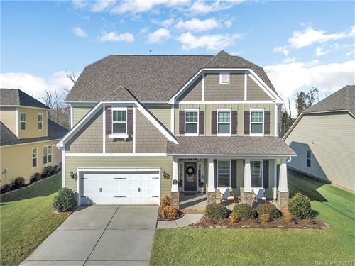 Photo of 1829 Painted Horse Drive, Indian Trail, NC 28079-5799 (MLS # 3700799)
