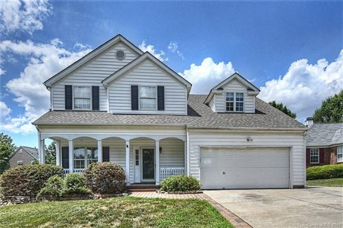 Photo of 2978 Huckleberry Hill Drive, Fort Mill, SC 29715 (MLS # 3529800)