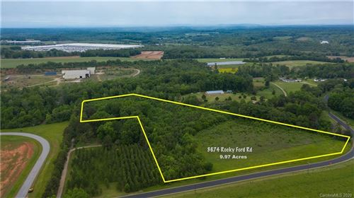 Photo of 3674 Rocky Ford Road, Newton, NC 28658 (MLS # 3617810)
