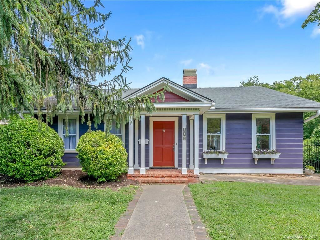 Photo of 291 Montford Avenue, Asheville, NC 28801-1658 (MLS # 3642818)