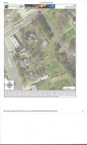 Photo of 1018 Davie Avenue, Statesville, NC 28677-4255 (MLS # 3222828)