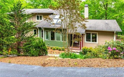 Photo of 54 White Squirrel Lane, Brevard, NC 28712-9165 (MLS # 3636836)