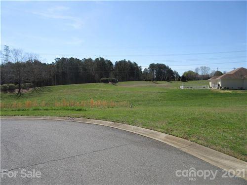 Photo of 608 Muirfield Drive, Albemarle, NC 28001 (MLS # 3489862)