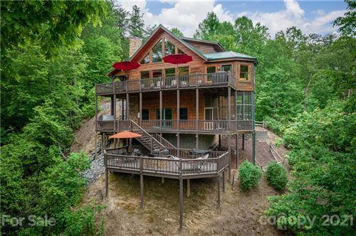 Photo of 345 Fairway Drive, Lake Lure, NC 28746 (MLS # 3739874)