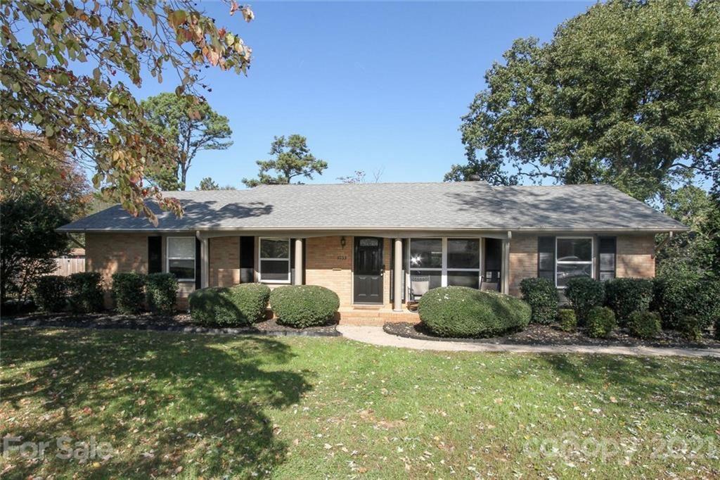 4033 Woodgreen Terrace, Charlotte, NC 28205-4550 - MLS#: 3798874