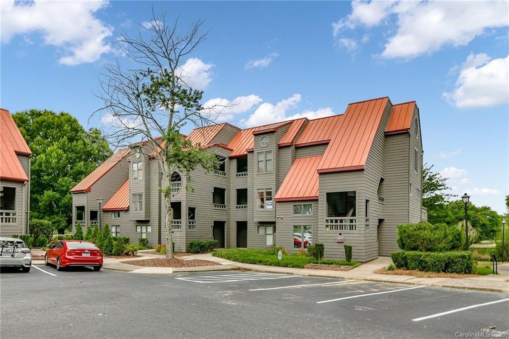 Photo for 9039 J M Keynes Drive #18, Charlotte, NC 28262-8450 (MLS # 3635887)