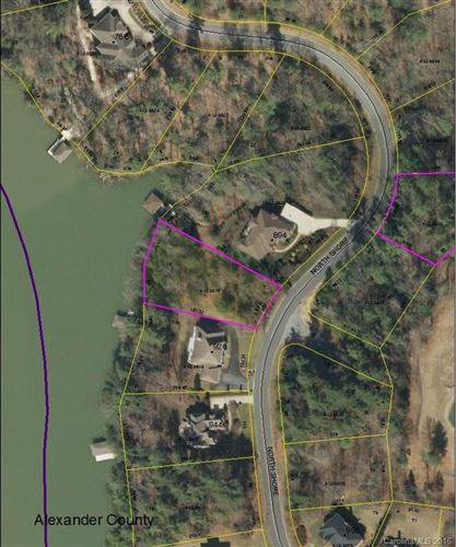 Photo of LOT 19 North Shore Drive, Hickory, NC 28601 (MLS # 3204891)