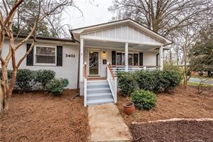 Photo of 3401 Country Club Drive, Charlotte, NC 28205 (MLS # 3485917)