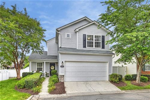 Photo of 9341 Meadowmont View Drive, Charlotte, NC 28269-6201 (MLS # 3624917)