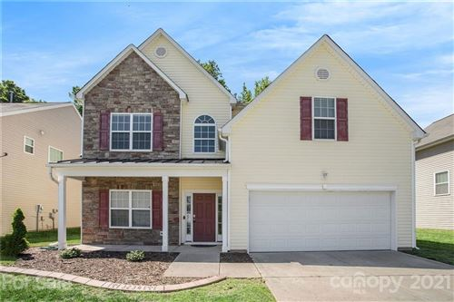 Photo of 3234 Ringtail Lane, Charlotte, NC 28216-5923 (MLS # 3738929)