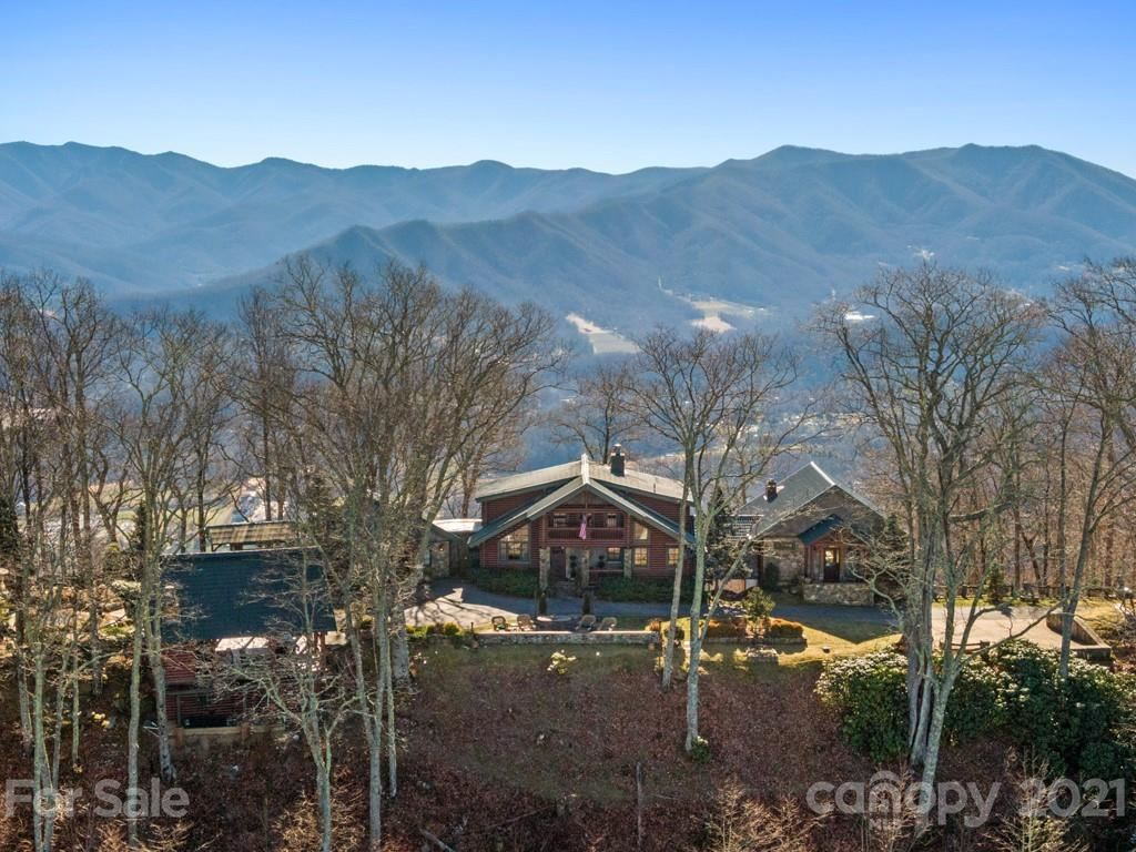 Photo of 490 Semeion Ridge #5, Waynesville, NC 28786 (MLS # 3691934)