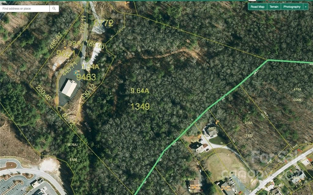 Photo of 000 Kim Thickets Road, Spruce Pine, NC 28777-8113 (MLS # 3776939)