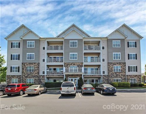 Photo of 6605 Central Pacific Avenue #203-B, Charlotte, NC 28210-4168 (MLS # 3730941)