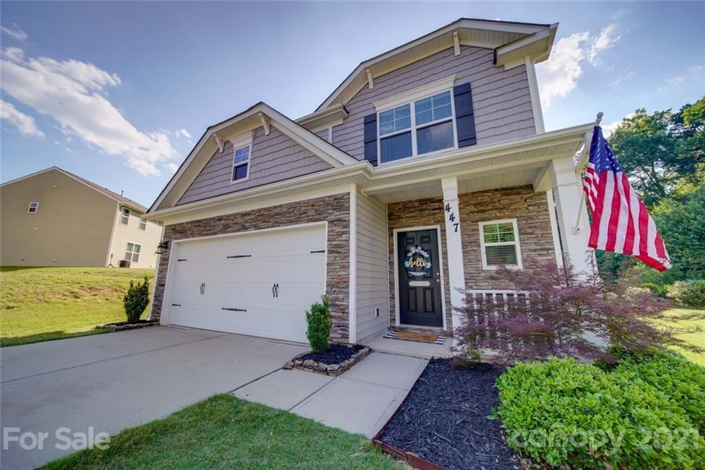 Photo for 447 Elaine Place, Concord, NC 28027 (MLS # 3752945)
