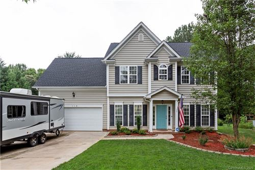 Photo of 115 Painted Bunting Drive, Troutman, NC 28166-9505 (MLS # 3639948)
