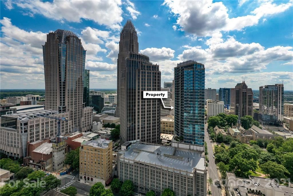 210 N Church Street #1305, Charlotte, NC 28202-2266 - MLS#: 3662949