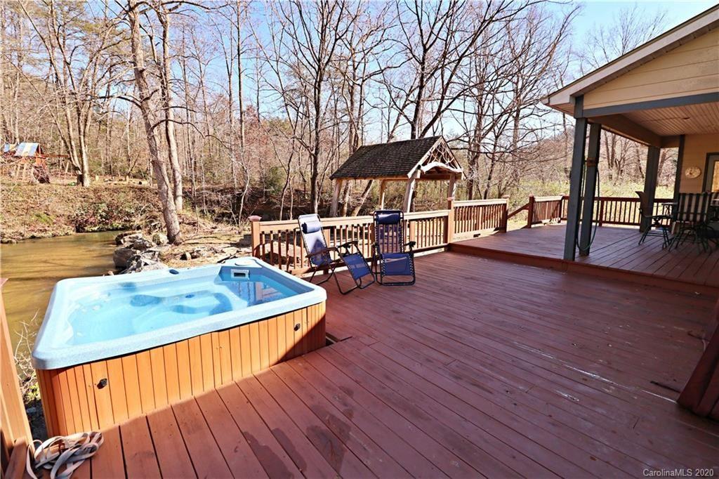 Photo of 1474 Cedar Creek Road, Lake Lure, NC 28746-9148 (MLS # 3684950)