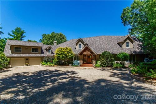 Photo of 1303 Glen Cannon Drive, Pisgah Forest, NC 28768 (MLS # 3707951)