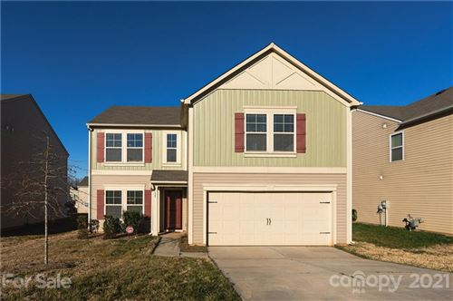 Photo of 7155 Pitzer Drive #97, Charlotte, NC 28269-2675 (MLS # 3713954)