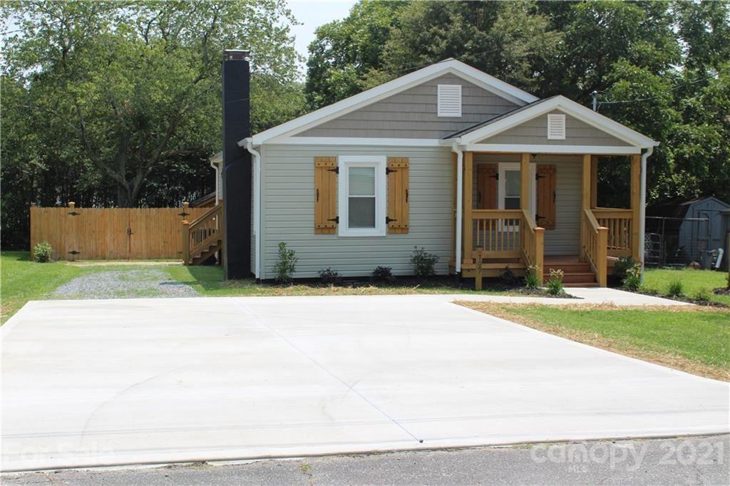 Photo for 709 Self Street, Cherryville, NC 28021 (MLS # 3767959)