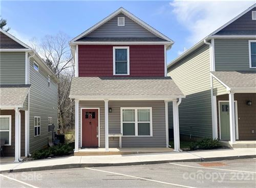 Photo of 8 Cool Spring Drive #21, Asheville, NC 28806 (MLS # 3788977)