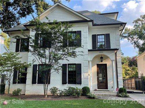 Photo of 2222 Beverly Drive, Charlotte, NC 28207-2606 (MLS # 3774980)