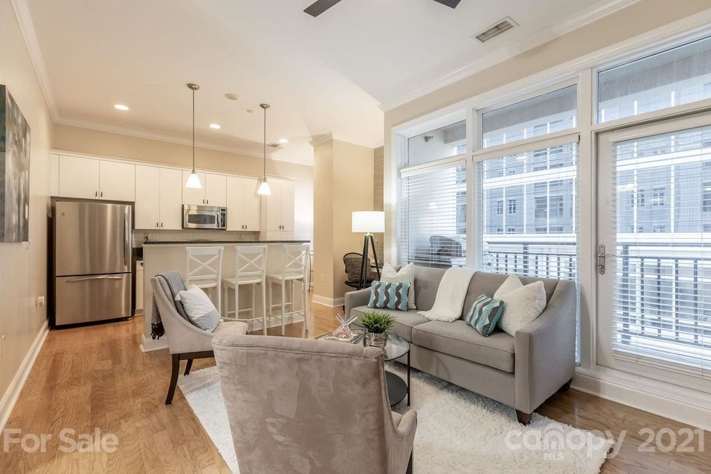 Photo for 230 S Tryon Street #410, Charlotte, NC 28202-3217 (MLS # 3752980)