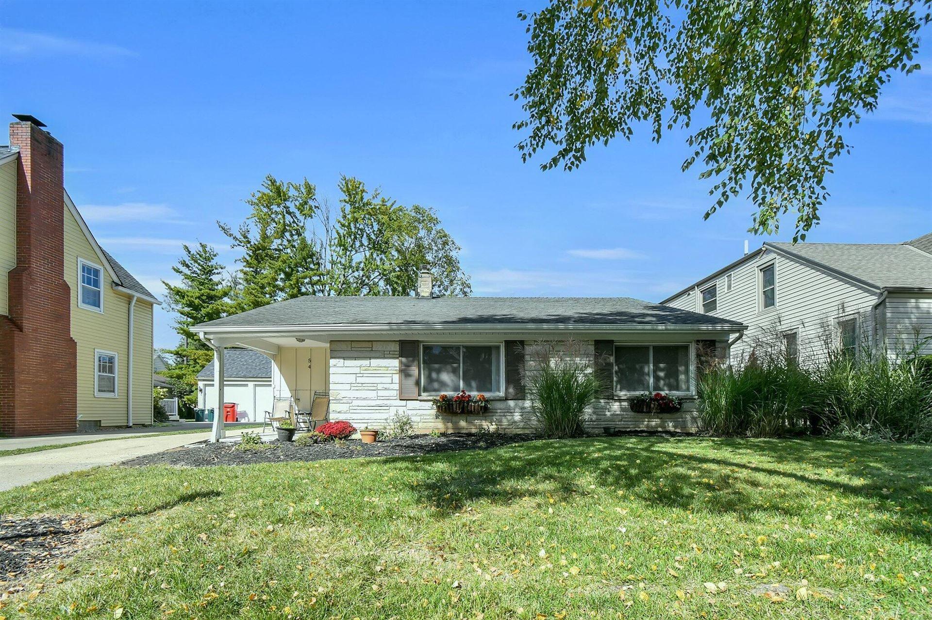 Photo of 54 Orchard Drive, Worthington, OH 43085 (MLS # 221039001)