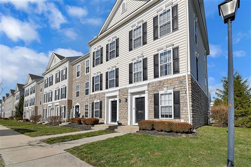 Photo of 5544 Middle Falls Street #3-5544, Dublin, OH 43016 (MLS # 220002005)