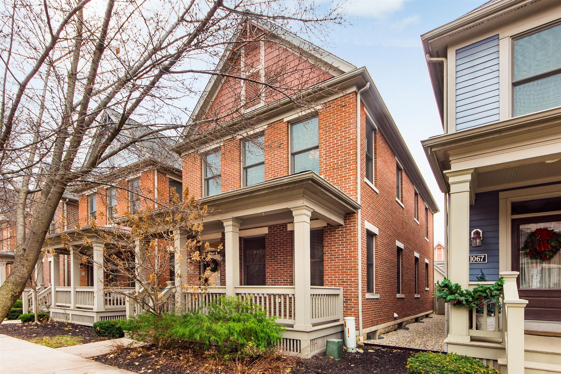 Photo for 1063 Perry Street, Columbus, OH 43201 (MLS # 219045006)