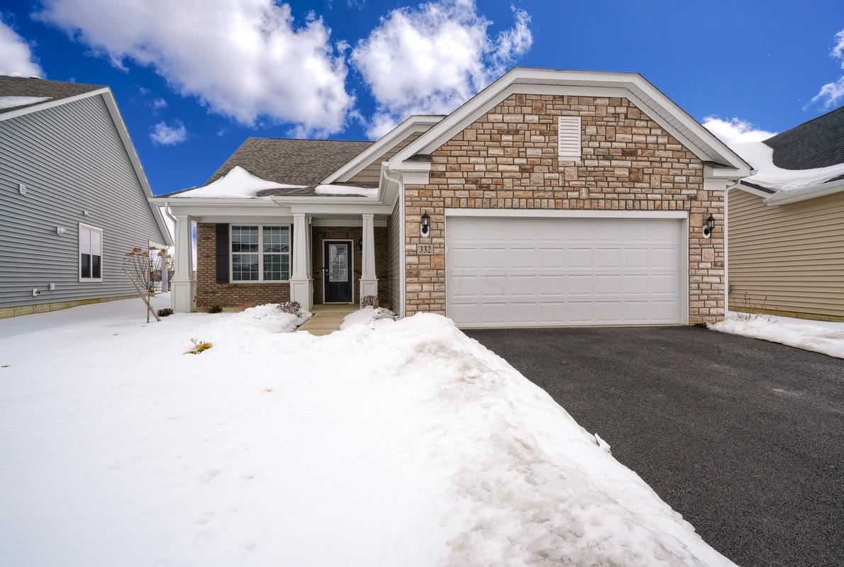 Photo of 332 Stone Quarry Drive, Delaware, OH 43015 (MLS # 221005008)