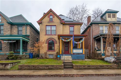 Photo of 1225 Hamlet Street, Columbus, OH 43201 (MLS # 220007009)