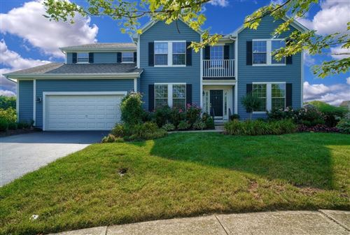 Photo of 8062 Trail Lake Drive, Powell, OH 43065 (MLS # 221030009)