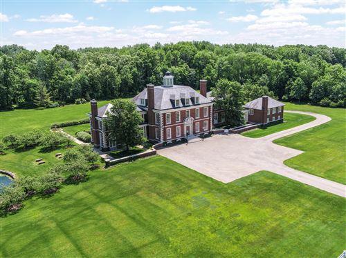Tiny photo for 19 New Albany Farms Road, New Albany, OH 43054 (MLS # 218022011)