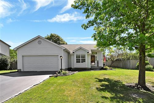 Photo of 3316 Reed Point Drive, Hilliard, OH 43026 (MLS # 220022021)