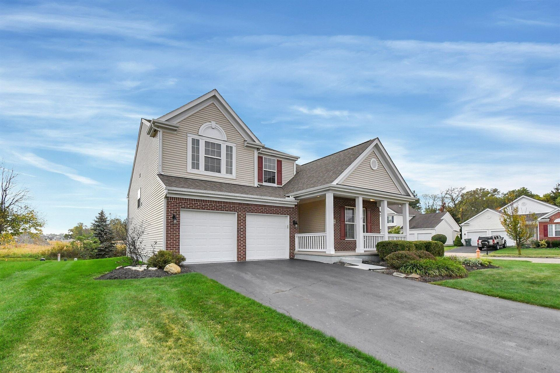 Photo of 6108 Farrier Place, New Albany, OH 43054 (MLS # 221041025)