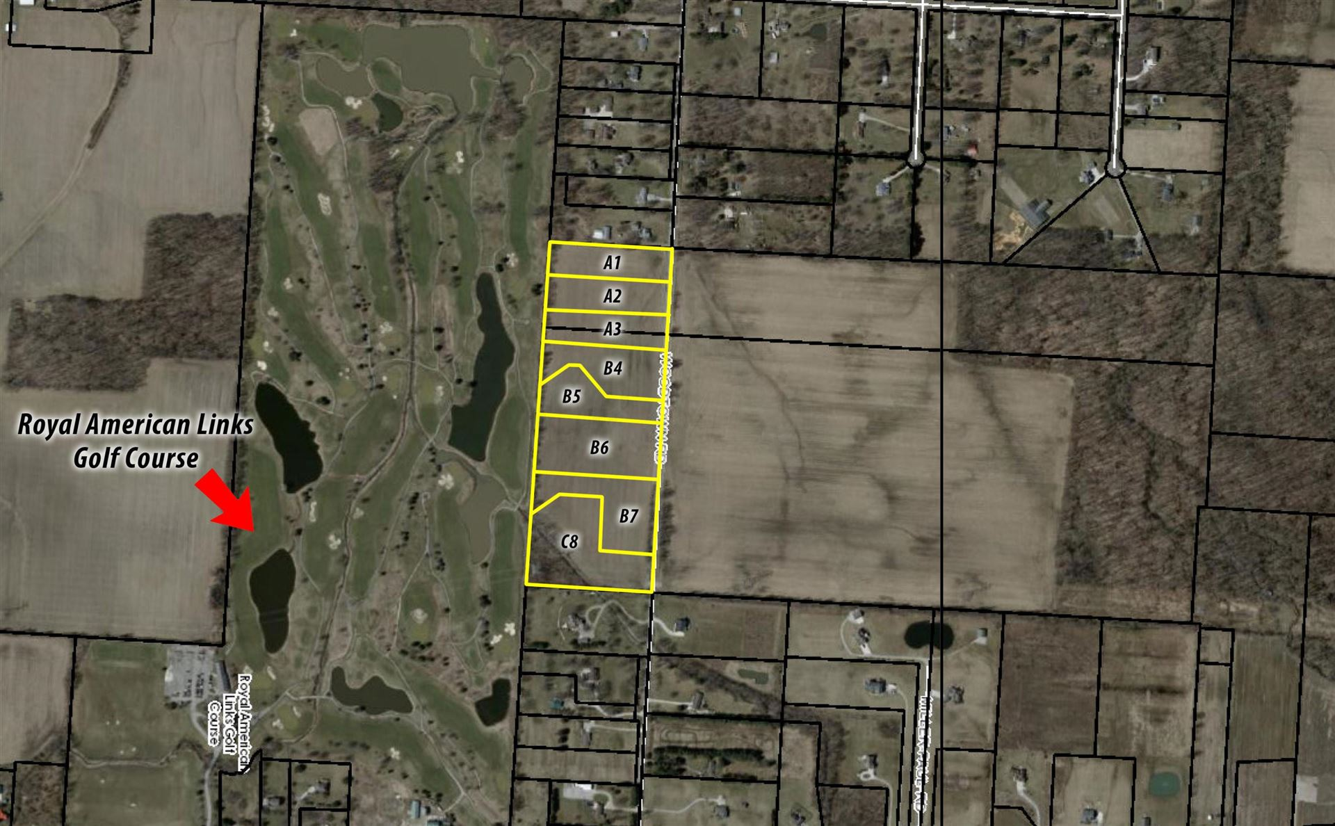 Photo of 0 Woodtown Road #Lot A3, Galena, OH 43021 (MLS # 220038030)