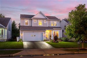 Photo of 8511 Haleigh Woods Drive, Blacklick, OH 43004 (MLS # 219034039)