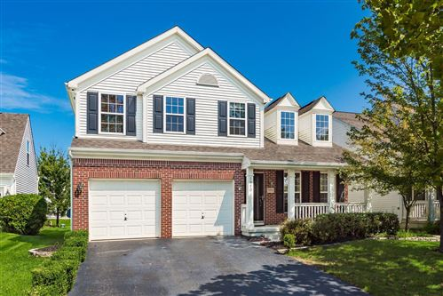 Photo of 5950 Painted Leaf Drive, New Albany, OH 43054 (MLS # 221035039)