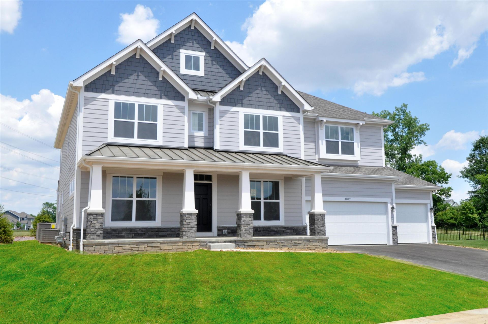 4847 Hunters Bend Court #Lot 3640, Powell, OH 43065 - #: 220011039