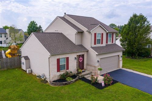 Photo of 713 Smithers Drive, Reynoldsburg, OH 43068 (MLS # 221031044)