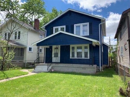 Photo of 605 S Burgess Avenue, Columbus, OH 43204 (MLS # 221015069)