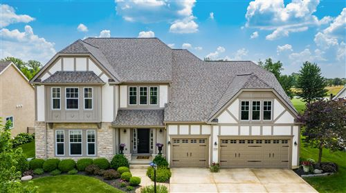 Photo of 3719 Hickory Rock Drive, Powell, OH 43065 (MLS # 220022071)
