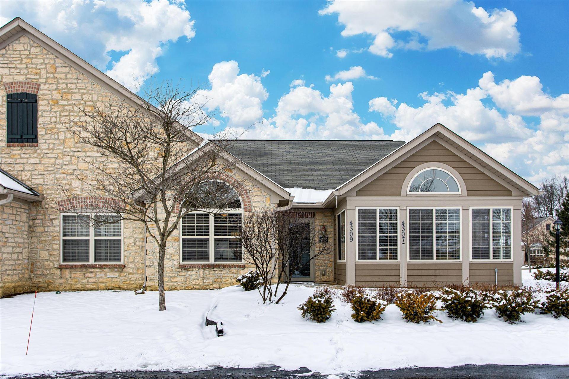 Photo of 4309 Bridgelane Place, New Albany, OH 43054 (MLS # 221004075)